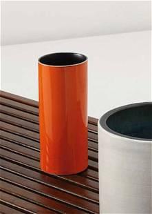 "GEORGES JOUVE, ""Cylinder"" vase, ca. 1955"