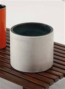 """GEORGES JOUVE, """"Cylinder"""" vase, 1955"""