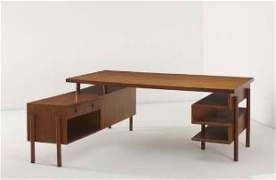 PIERRE JEANNERET, Writing table, from Chandigarh, I