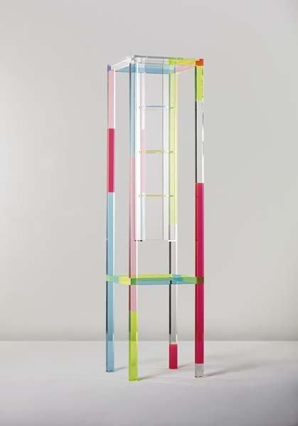 "12: SHIRO KURAMATA, ""Cabinet de Curiosité"", ca. 1989"