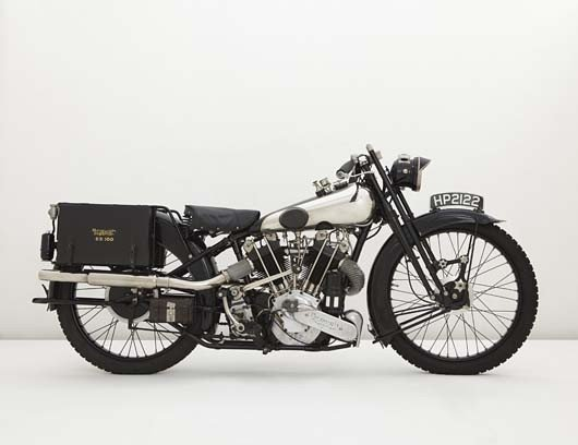 20: GEORGE BROUGH, The Prototype Brough Superior SS100