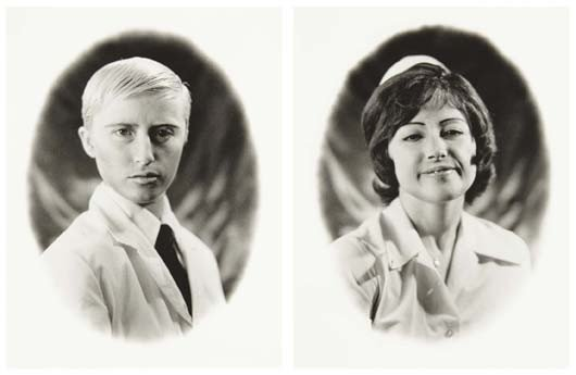 2: CINDY SHERMAN, Doctor and Nurse, 1980-1987