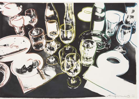 8: ANDY WARHOL, After the Party, 1979