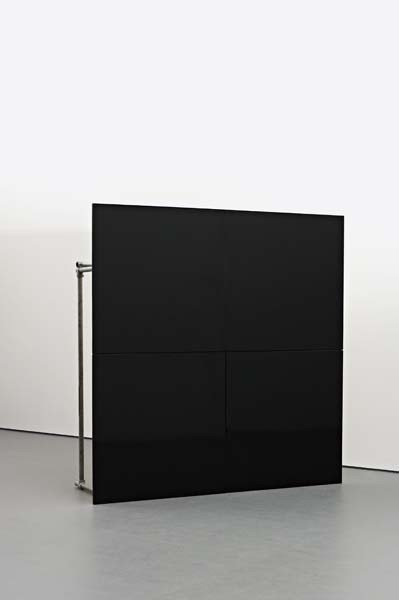5: BANKS VIOLETTE, Untitled (Disappear), 2004