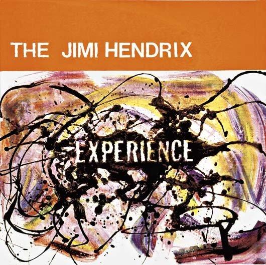 8: GEORGE CONDO, The Jimi Hendrix Experience, 1999