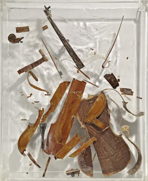 13: ARMAN, Untitled, 1972