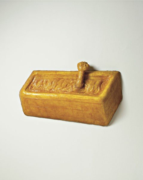 21: MARTIN KIPPENBERGER, Badewanne (Bath tub), 1990