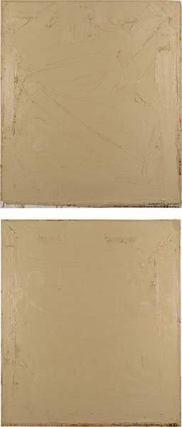 109: Remy Zaugg, Ein Blatt Papier II No. 41 - 42 (A She