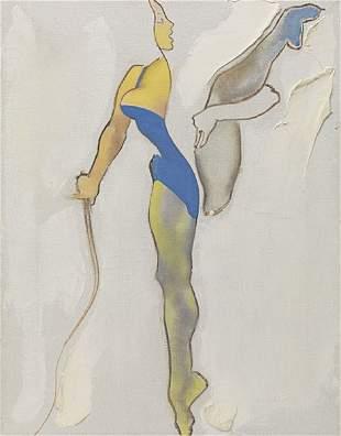 251: Allen Jones , Dance to Her Tune, 1991