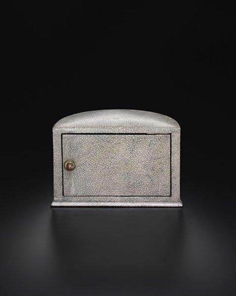 23: JOSEF HOFFMANN, Rare box, ca. 1910