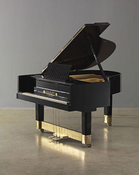 50: KOLOMAN MOSER, Unique and important grand piano, fo