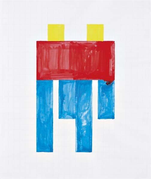 5: Joe Bradley, Untitled, 2008