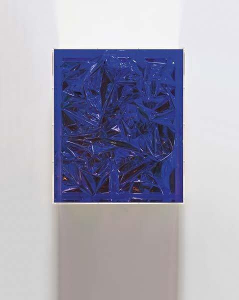 20: Anselm Reyle, Untitled, 2010