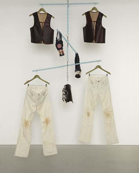 23: Christian Holstad, Untitled (Mobile #1), 2005-2006
