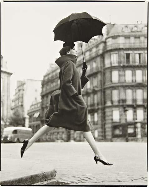 2: RICHARD AVEDON 'Homage to Munkacsi.' Carmen, model.