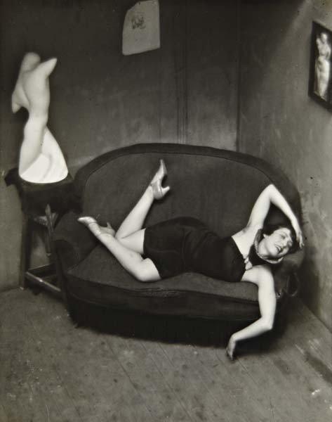 24: ANDRÉ KERTÉSZ Satiric Dancer, Paris, 1926