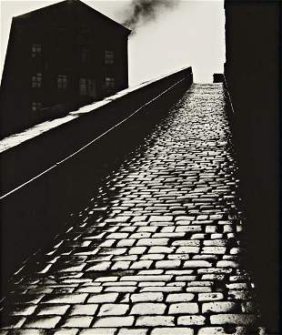 61: BILL BRANDT A snicket, 'Hail, Hell and Halifax', 19