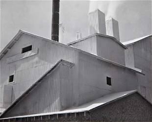 122: EDWARD WESTON 16M Plasterworks, Los Angeles, 1925
