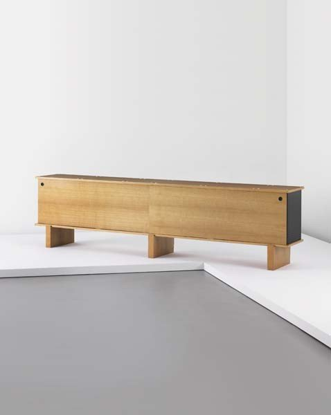 24: CHARLOTTE PARRIAND, Large 'Bahut' sideboard, c. 196