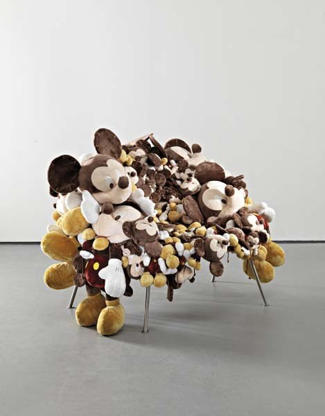 51: FERNANDO & HUMBERTO CAMPANA, Cartoon' chair, 2007