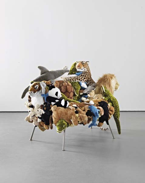 52: FERNANDO & HUMBERTO CAMPANA, Mixed 'Banquete' Chair