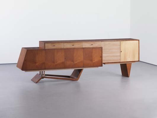 54: NOVO ROMO, Sideboards, c. 1950