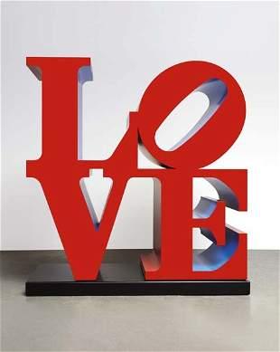 27: ROBERT INDIANA, LOVE, 1966-1999