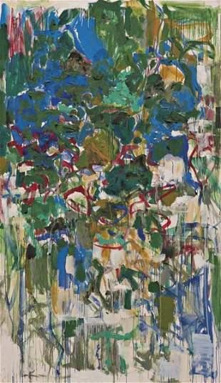 33: JOAN MITCHELL, Gouise, 1966