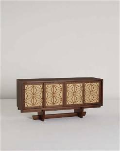"""58: GEORGE NAKASHIMA, """"Odakyu"""" cabinet, 1986"""