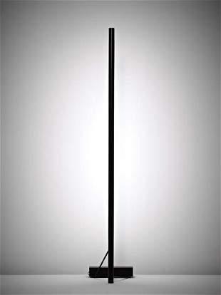 90: GINO SARFATTI, Floor lamp, model no. 1063, ca. 1954