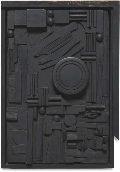 15: LOUISE NEVELSON City Sunscape, 1979
