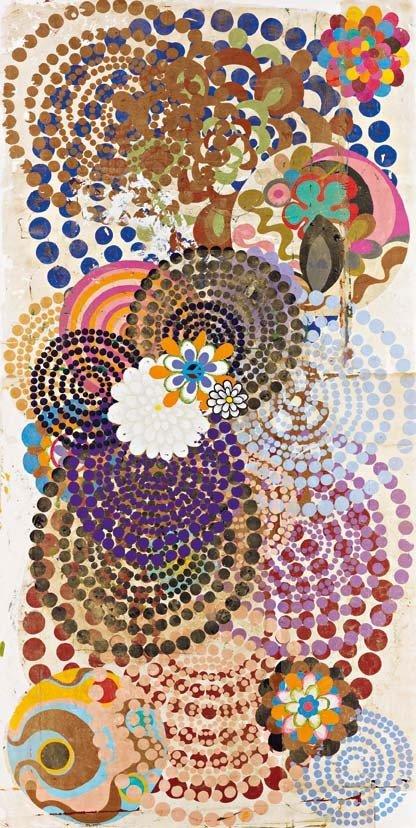 9: BEATRIZ MILHAZES, O Moderno, 2002
