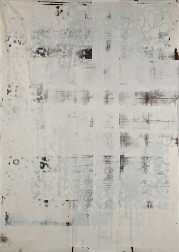 24: CHRISTOPHER WOOL, Untitled, 2000
