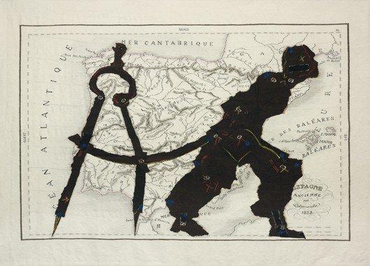 117: WILLIAM KENTRIDGE, Untitled (Espagne Ancienne), 20
