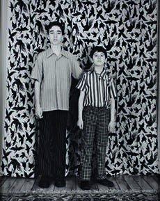 5: KATY GRANNAN, Michael and Evan, Redhook, NY, 2003