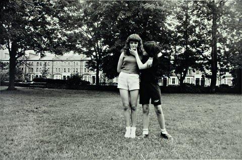 6: GILLIAN WEARING, Kelly and Melanie, 1997