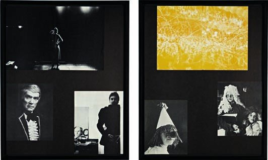 9: DAVID NOONAN, Two works: i) The Performers, 2005; ii