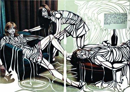 23: AMIE DICKE, The Darkness of Lightness, 2004