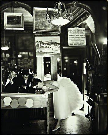 5: RICHARD AVEDON,  Suzy Parker, Evening Dress by Lanvi