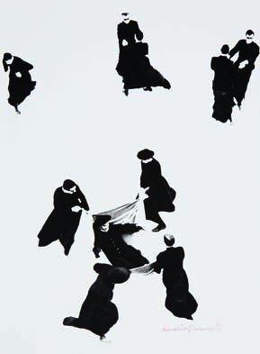 12: MARIO GIACOMELLI,  Untitled from Io non ho mani che