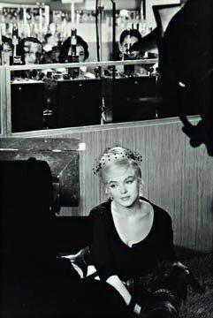 18: HENRI CARTIER-BRESSON,  Marilyn Monroe in Reno, 196
