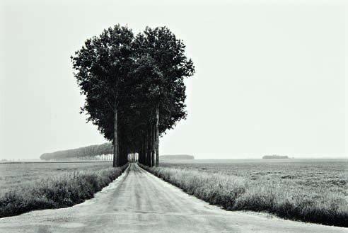 19: HENRI CARTIER-BRESSON,  Brie, France, 1968