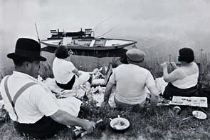20: HENRI CARTIER-BRESSON,  On the Banks of the Marne,