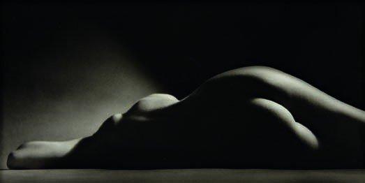 23: RUTH BERNHARD,  Sand Dune, 1967
