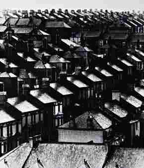 63: BILL BRANDT, Rainswept Roofs, London, 1933