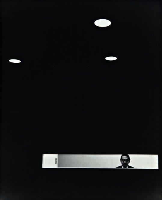 201: ARNOLD NEWMAN, I.M. Pei, 1967
