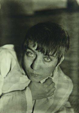 204: WALKER EVANS, Portrait of Berenice Abbott, 1930