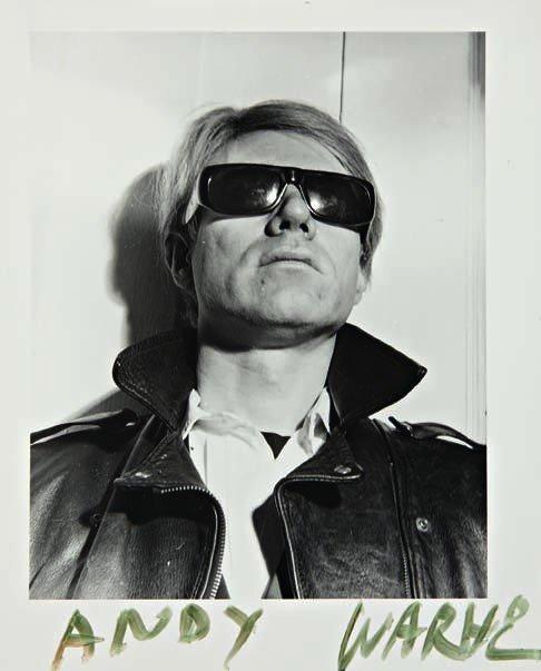 215: WEEGEE (ARTHUR FELLIG), Andy Warhol NYC, 1960
