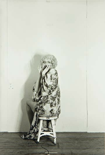 217: CINDY SHERMAN, Untitled #382/ The Actress from Mur