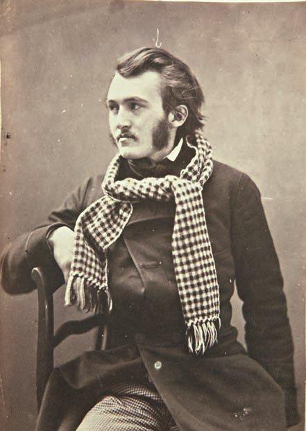 223: NADAR (GASPARD-FÉLIX TOURNACHON), Gustave Doré, Pa